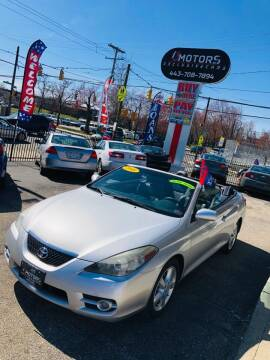 2008 Toyota Camry Solara for sale at i3Motors in Baltimore MD
