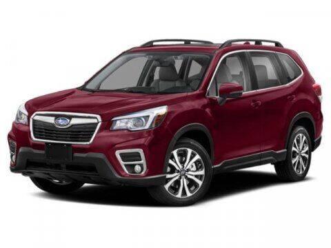2020 Subaru Forester for sale at HILAND TOYOTA in Moline IL