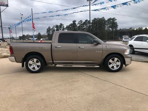 2010 Dodge Ram Pickup 1500 for sale at Lumberton Auto World LLC in Lumberton TX