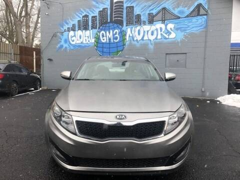 2013 Kia Optima for sale at Global Motors 313 in Detroit MI