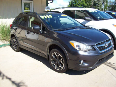 2014 Subaru XV Crosstrek for sale at Summit Auto Inc in Waterford PA
