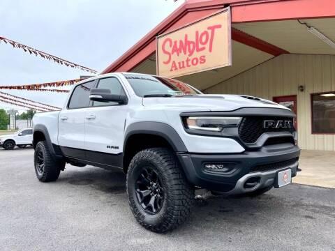 2021 RAM Ram Pickup 1500 for sale at Sandlot Autos in Tyler TX