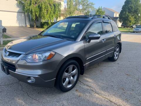 2007 Acura RDX for sale at Via Roma Auto Sales in Columbus OH