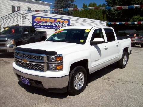 2015 Chevrolet Silverado 1500 for sale at Auto Pro Auto Sales in Lewiston ME