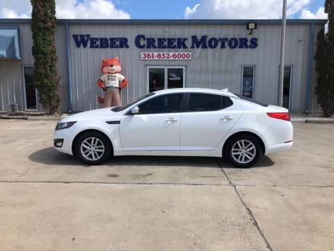 2013 Kia Optima for sale at Weber Creek Motors in Corpus Christi TX