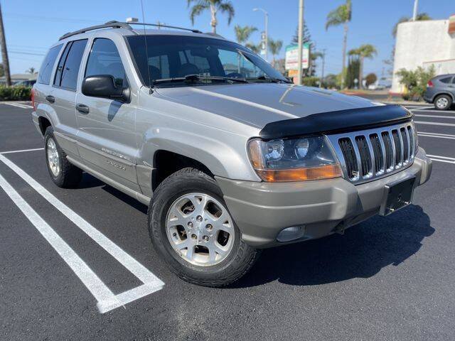 2000 Jeep Grand Cherokee for sale at Beach Auto Group LLC in Midway City CA