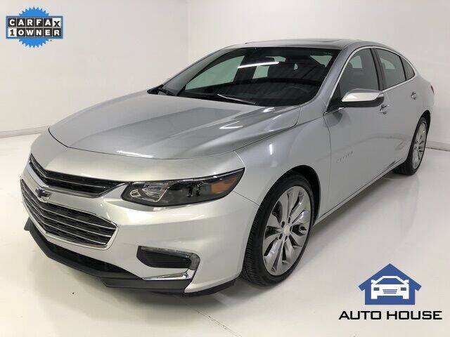 2017 Chevrolet Malibu for sale at Auto House Phoenix in Peoria AZ