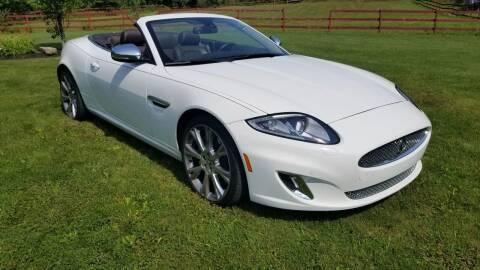 2013 Jaguar XK for sale at Motor House in Alden NY