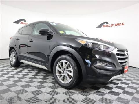 2018 Hyundai Tucson for sale at Bald Hill Kia in Warwick RI