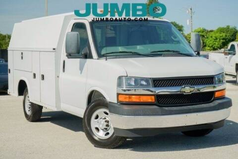 2018 Chevrolet Express Cutaway for sale at JumboAutoGroup.com - Jumboauto.com in Hollywood FL