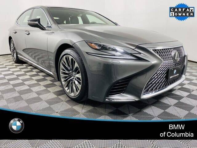 2019 Lexus LS 500 for sale at Preowned of Columbia in Columbia MO