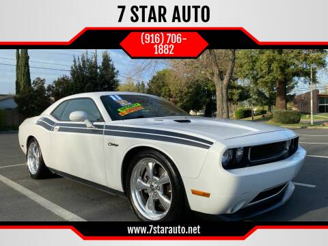 2011 Dodge Challenger for sale at 7 STAR AUTO in Sacramento CA