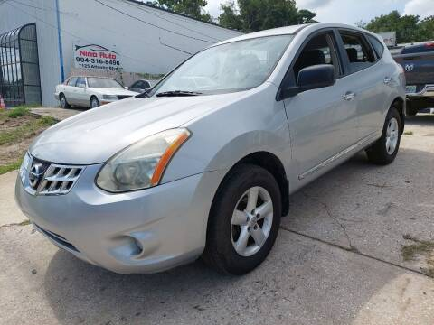 2011 Nissan Rogue for sale at NINO AUTO SALES INC in Jacksonville FL