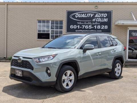 2019 Toyota RAV4 for sale at Quality Auto of Collins in Collins MS