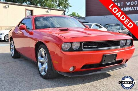 2014 Dodge Challenger for sale at LAKESIDE MOTORS, INC. in Sachse TX