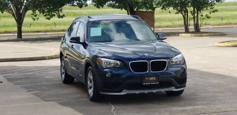 2015 BMW X1 for sale at America's Auto Financial in Houston TX