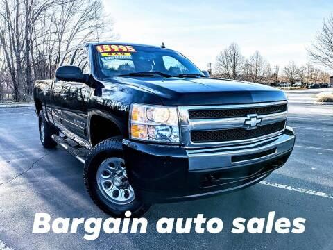 2011 Chevrolet Silverado 1500 for sale at Bargain Auto Sales in Garden City ID