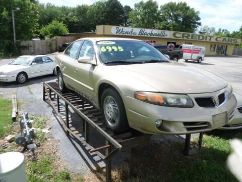 2005 Pontiac Bonneville for sale at Credit Cars of NWA in Bentonville AR
