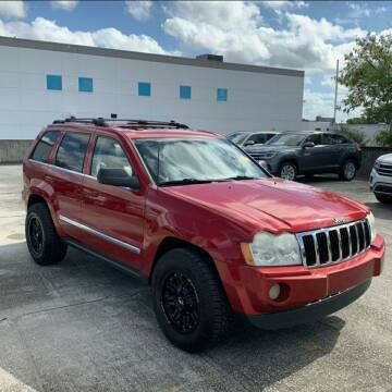 2005 Jeep Grand Cherokee for sale at Moor's Automotive in Hackettstown NJ