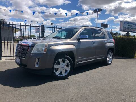2010 GMC Terrain for sale at BOARDWALK MOTOR COMPANY in Fairfield CA