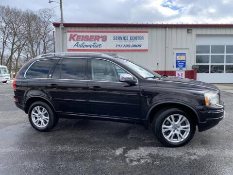 2013 Volvo XC90 for sale at Keisers Automotive in Camp Hill PA