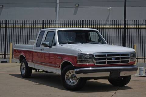 1995 Ford F-150 for sale at Schneck Motor Company in Plano TX