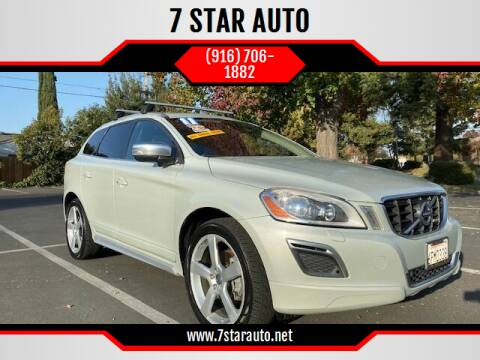 2011 Volvo XC60 for sale at 7 STAR AUTO in Sacramento CA