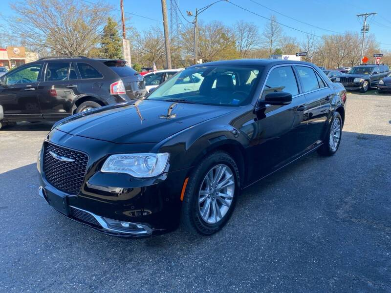 2016 Chrysler 300 for sale at Union Avenue Auto Sales in Hazlet NJ