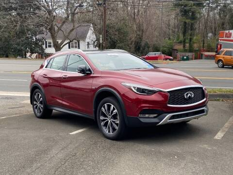 2017 Infiniti QX30 for sale at Assistive Automotive Center in Durham NC