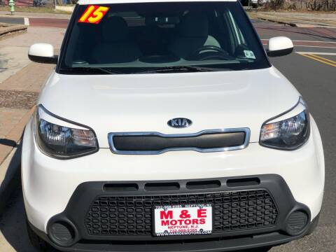 2015 Kia Soul for sale at M & E Motors in Neptune NJ