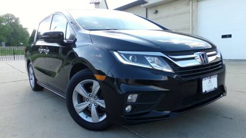 2019 Honda Odyssey for sale at Prudential Auto Leasing in Hudson OH