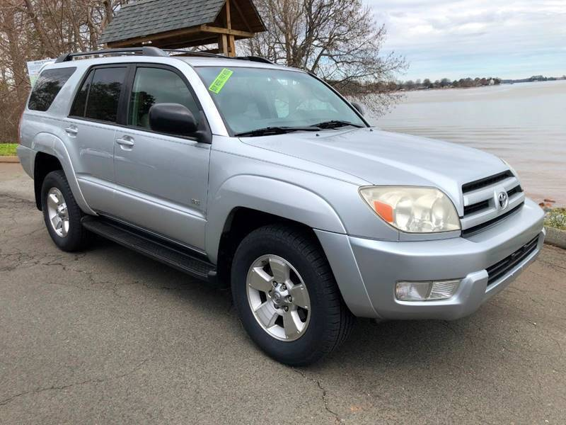 2004 Toyota 4Runner for sale at Affordable Autos at the Lake in Denver NC