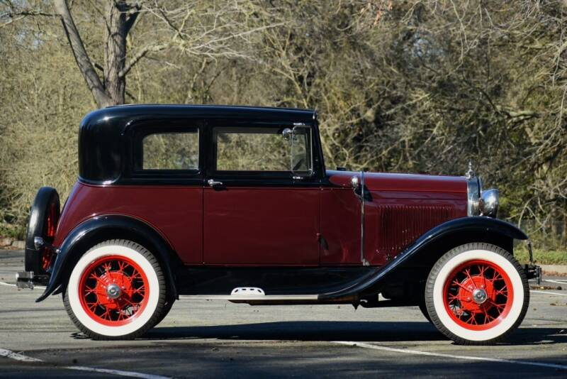 1931 Ford Model A for sale at Route 40 Classics in Citrus Heights CA