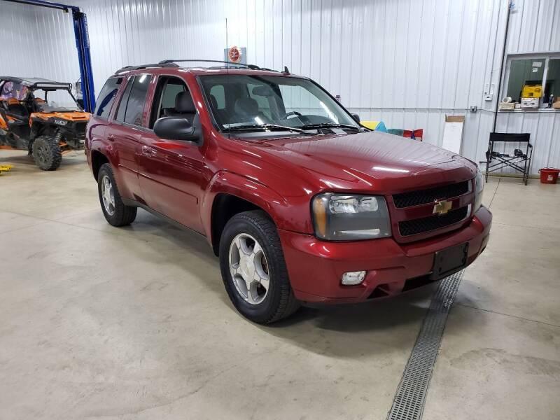 2008 Chevrolet TrailBlazer for sale at Motor House in Alden NY