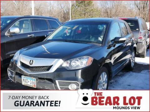 2010 Acura RDX for sale at Rydell Auto Outlet in Mounds View MN
