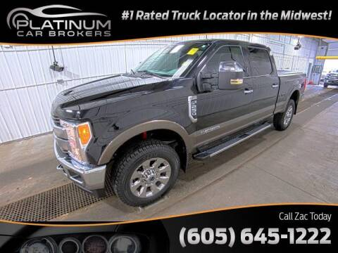 2017 Ford F-250 Super Duty for sale at Platinum Car Brokers in Spearfish SD