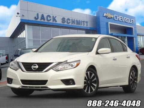 2018 Nissan Altima for sale at Jack Schmitt Chevrolet Wood River in Wood River IL