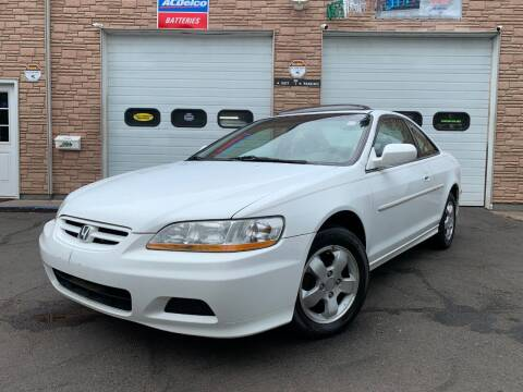 2001 Honda Accord for sale at West Haven Auto Sales in West Haven CT