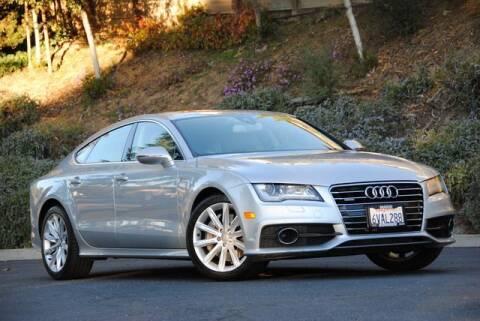 2012 Audi A7 for sale at VSTAR in Walnut Creek CA