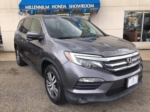 2017 Honda Pilot for sale at MILLENNIUM HONDA in Hempstead NY