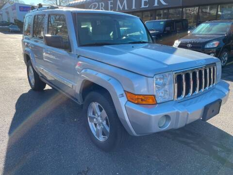 2007 Jeep Commander for sale at Premier Automart in Milford MA