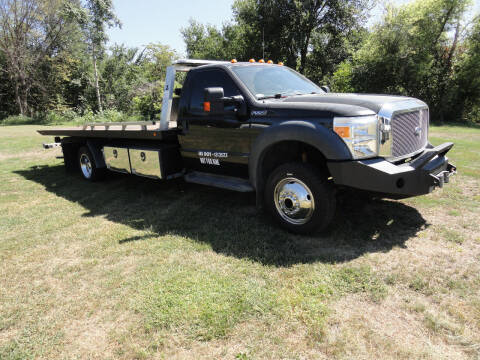2014 Ford F-550 Super Duty for sale at John's Auto Sales in Council Bluffs IA