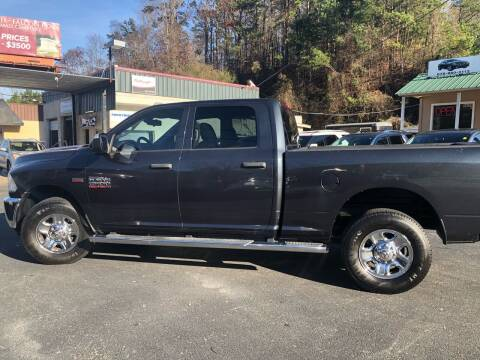 2014 RAM Ram Pickup 2500 for sale at Luxury Auto Innovations in Flowery Branch GA