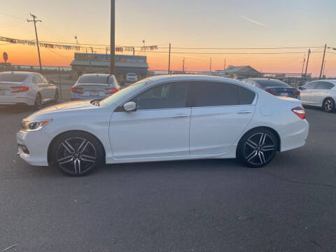 2016 Honda Accord for sale at First Choice Auto Sales in Bakersfield CA