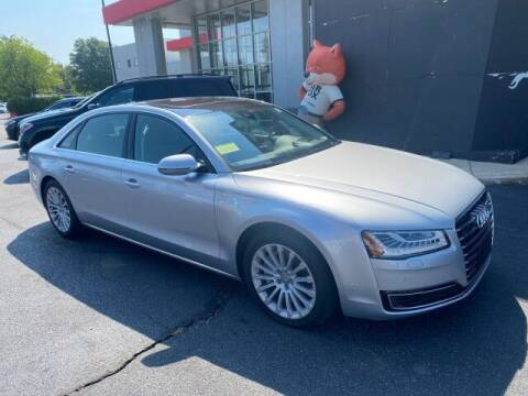 2015 Audi A8 L for sale at Car Revolution in Maple Shade NJ