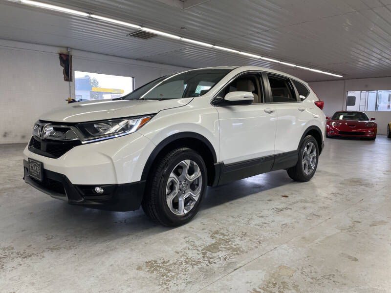2019 Honda CR-V for sale at Stakes Auto Sales in Fayetteville PA