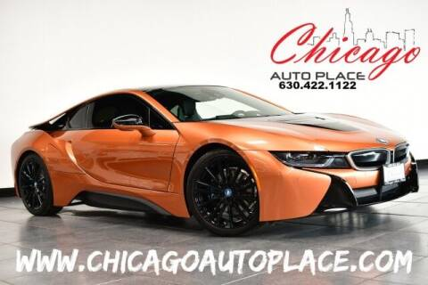 2019 BMW i8 for sale at Chicago Auto Place in Bensenville IL