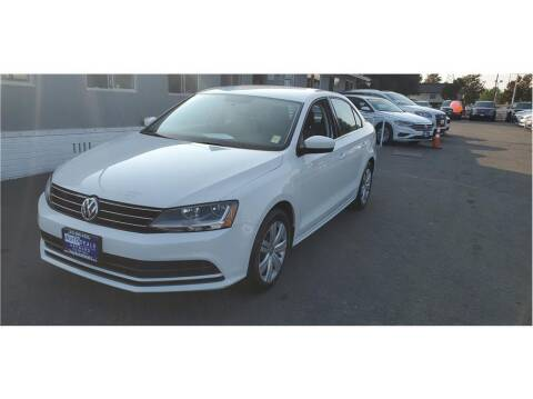 2017 Volkswagen Jetta for sale at AutoDeals in Hayward CA