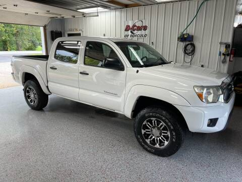 2013 Toyota Tacoma for sale at D-Cars LLC in Zeeland MI