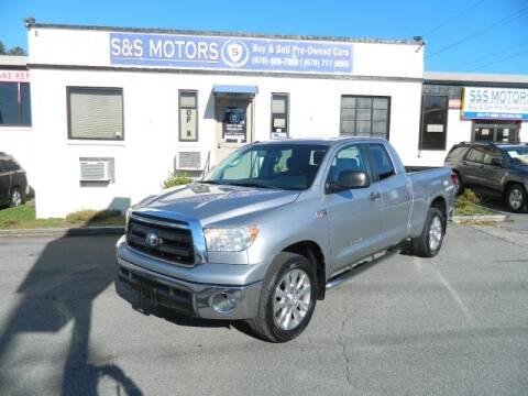 2013 Toyota Tundra for sale at S & S Motors in Marietta GA